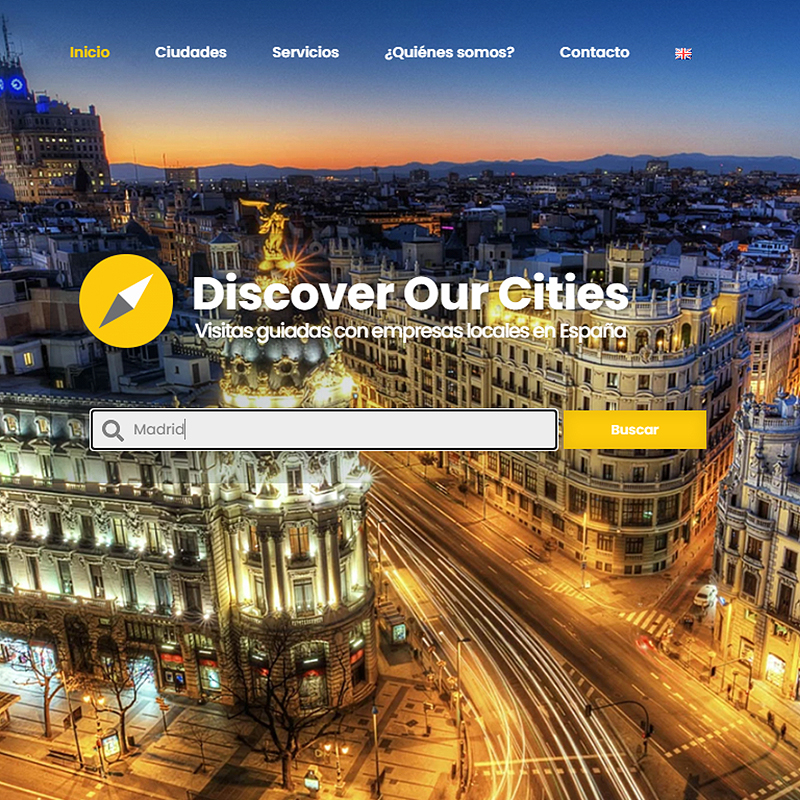 Discover Our Cities